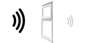 Double Glazing Noise Reduction