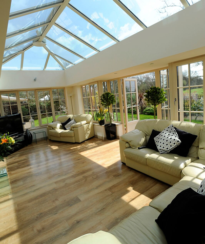 Conservatories ready for Summer