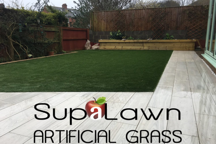 Artificial Grass – Before and After