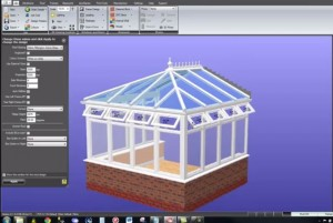 3D Conservatory Design Apple Home Improvements