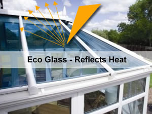 Eco Glass Conservatory Roof Apple Home Improvements