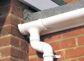 Half Round Guttering Apple Home Improvements