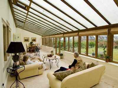 Lean to Conservatory Apple Home Improvements