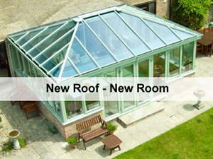 New Conservatory Roof Apple Home Improvements