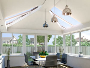 Solid Conservatory Roof Apple Home Improvements
