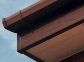Square Line Guttering Apple Home Improvements