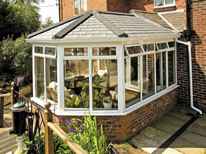 solid Tiled Conservatory Roof Apple Home Improvements