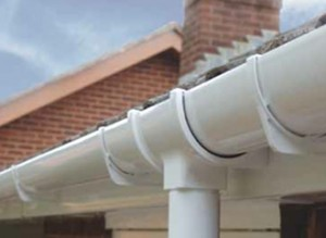 Universal XL Guttering Apple Home Improvements