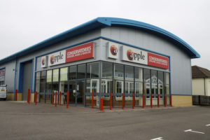 County Windows Southampton Showroom