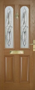 Cambridge Style Composite Door