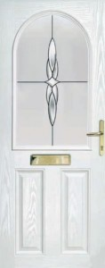 Devon Style Composite Door Apple Home Improvements