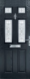 Edwardian Style Composite Door Apple Home Improvements