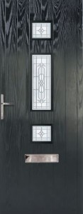 Jacobean Style Composite Door Apple Home Improvements