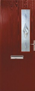 Stuart Style Composite Door Apple Home Improvements