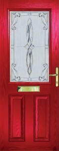Victorian Composite Door Apple Home Improvements