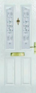 Windsor Style Composite Door