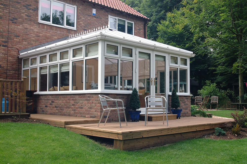 Edwardian Conservatories Apple Home Improvements