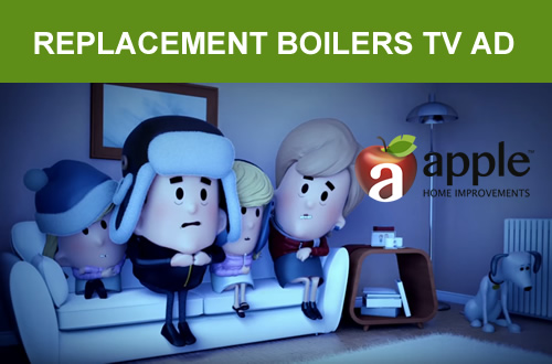 Replacement Boiler TV AD