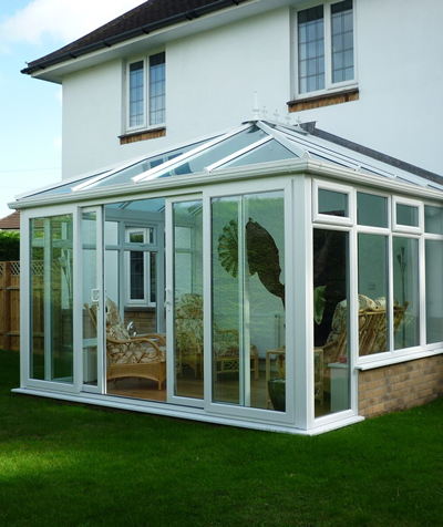 Summer Conservatory Apple Home Improvements