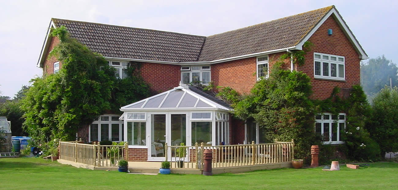 Apple Home Improvements - Double Glazing - Conservatories