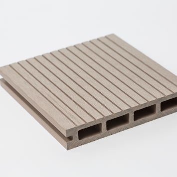 Light Grey Composite Decking