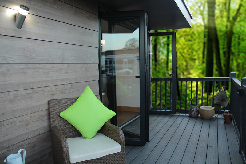 Stylish Garden Lodges