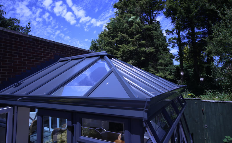 Modern Conservatory Roof Apple Home Improvements