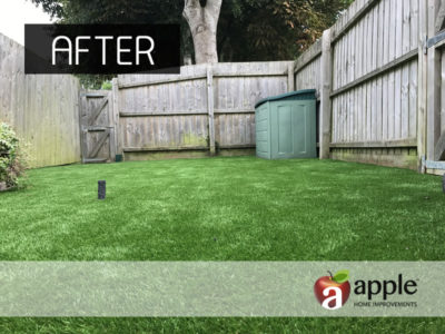 Artificial Lawns After