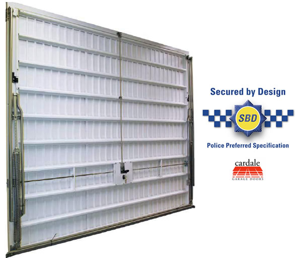 Secured By Design Garage Doors