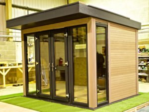 Quality garden rooms stunning outdoor living solutions for Prefabricated garden rooms