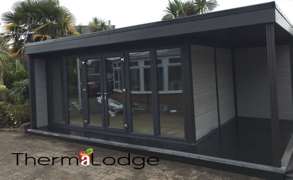 Thermalodge Garden Room On Show