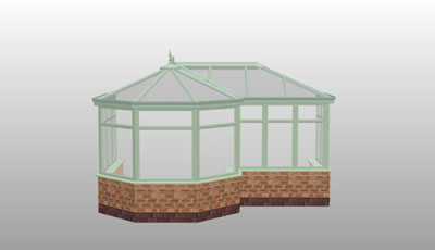 3D Design Bespoke Conservatories Apple Home Improvements