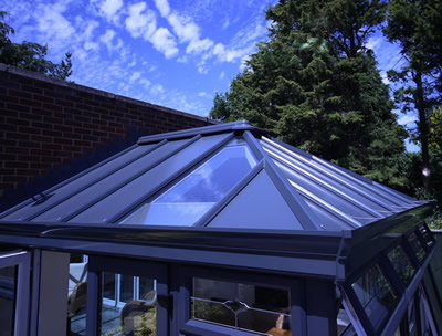 Bespoke Conservatory Roof Upgrade Apple Home Improvements