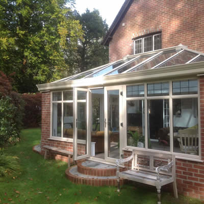 Bespoke Conservatory Apple Home Improvements