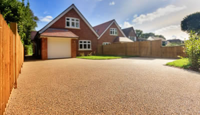 EvaDrive Resin Bound Driveways