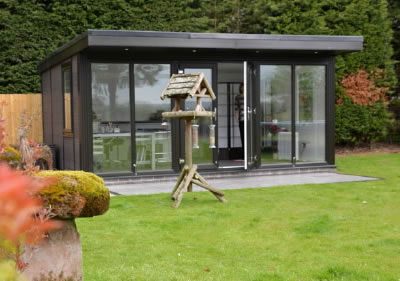 Thermalodge Garden Room