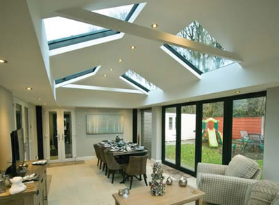 Bespoke Conservatories - Sliding Doors Apple Home Improvements