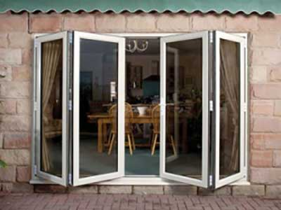 Apple Home Improvements Bi-Folding Doors